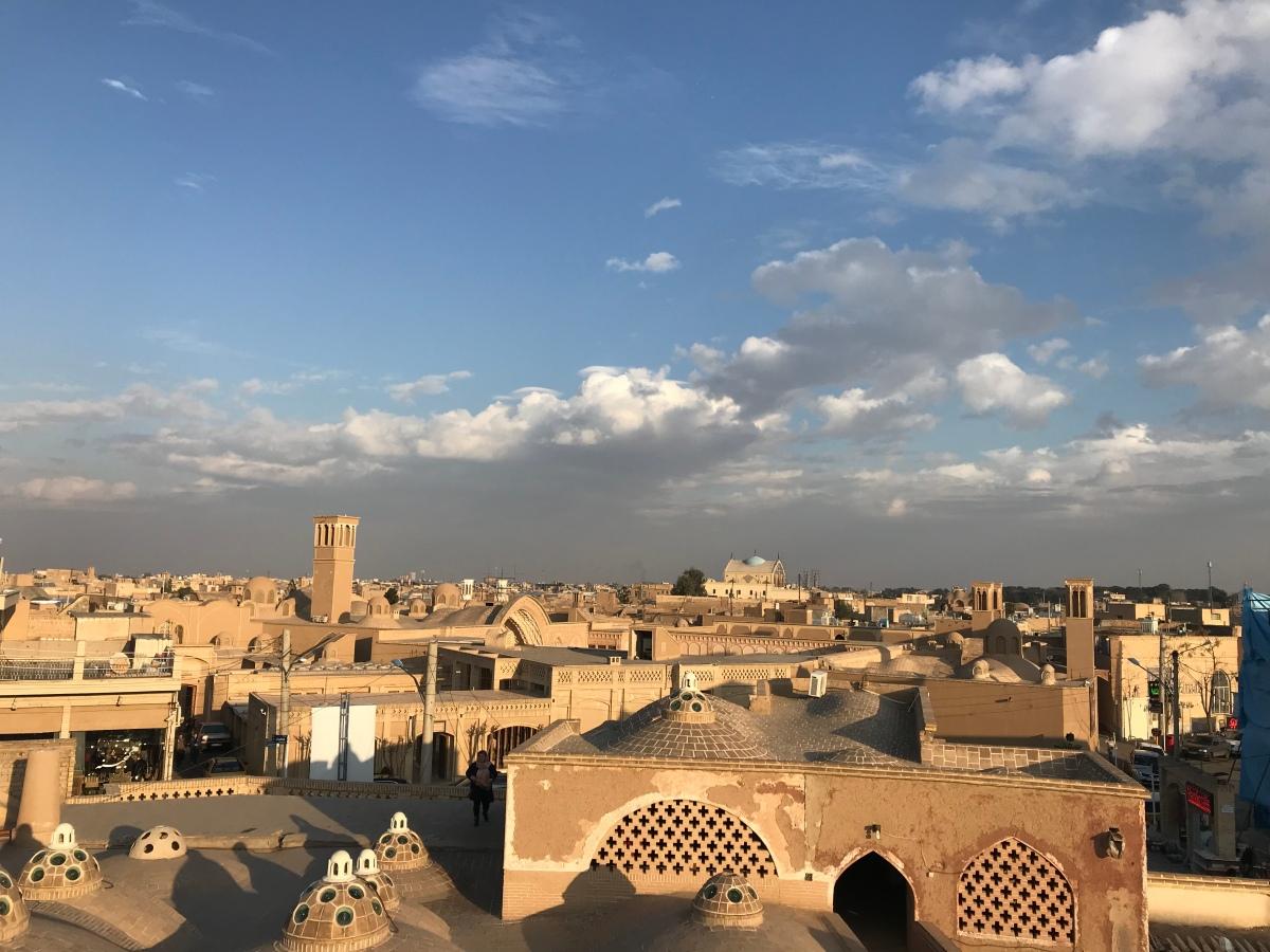 伊朗旅行2019-02-08 — 2019-02-09